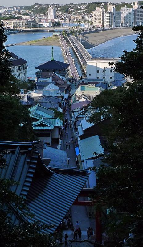 fujisawa enoshima kamakura bridge