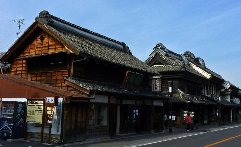 Kawagoe Japan  city images : little edo kawagoe buildings japan