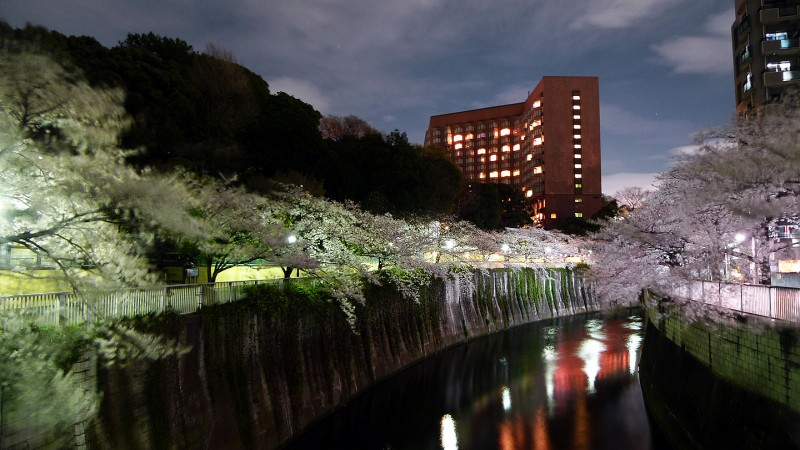 kandagawa japan night photography chisanzo