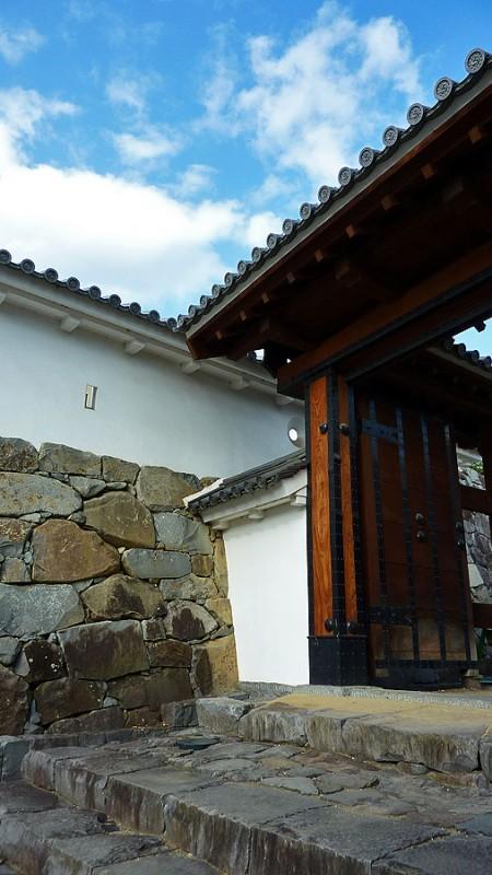 Maizuru Castle Park or 甲府城 japanese