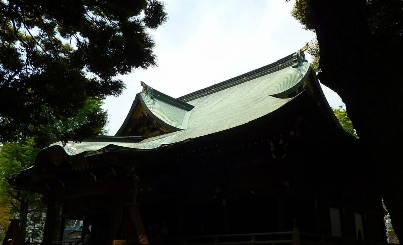 hyomoji buddhist temple