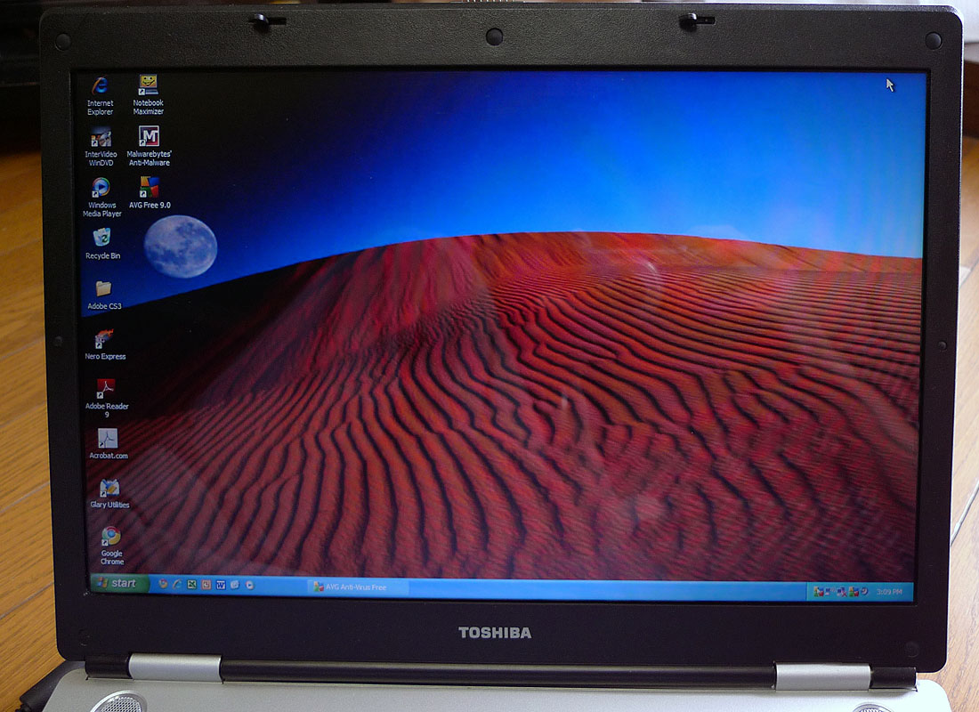 how to fix red pixels on laptop screen