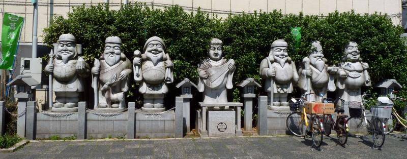 七福神 Shichi Fukujin