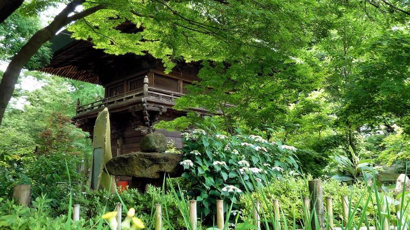 kuhonbutsu joshinji jiyugaoka tokyo japan