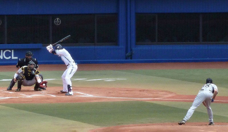 hanshin tigers vs. yokohama bay stars