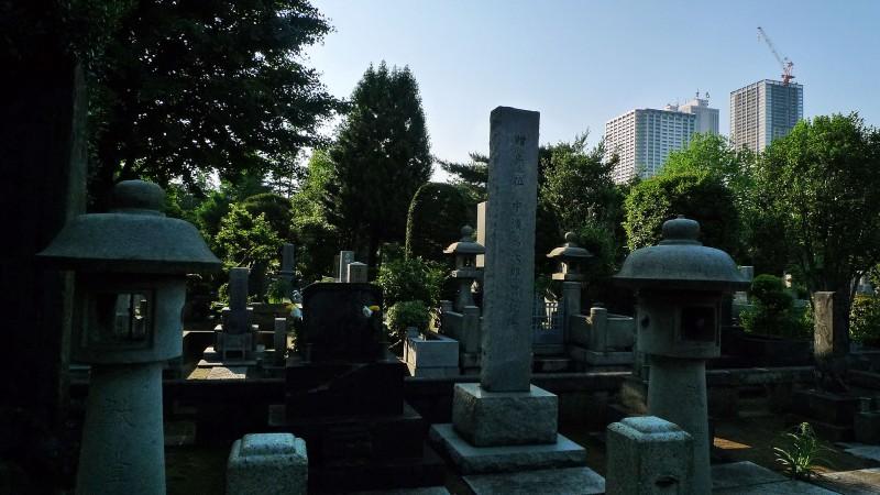 ikebukuro cemetery famous people