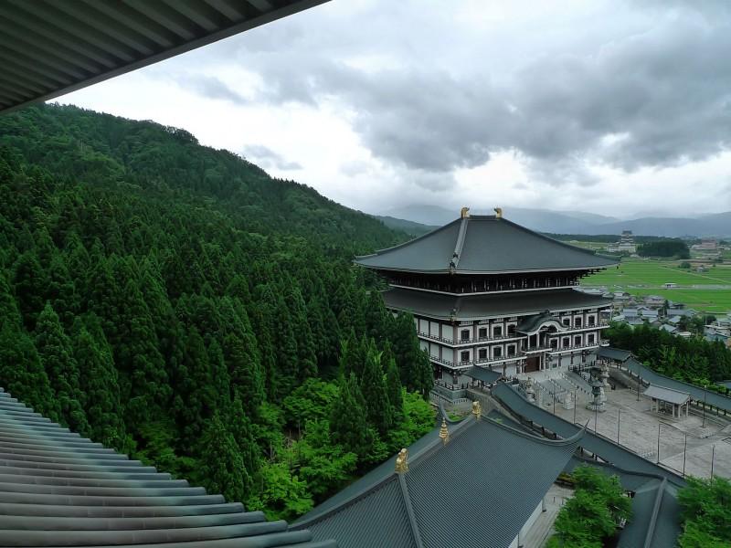 katsuyama fukui prefecture 大師山清大寺