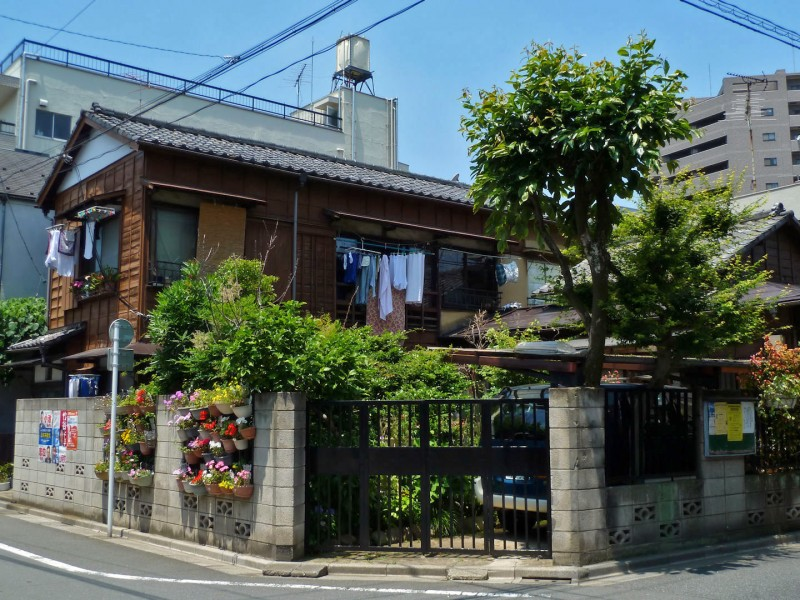 japanese style living home
