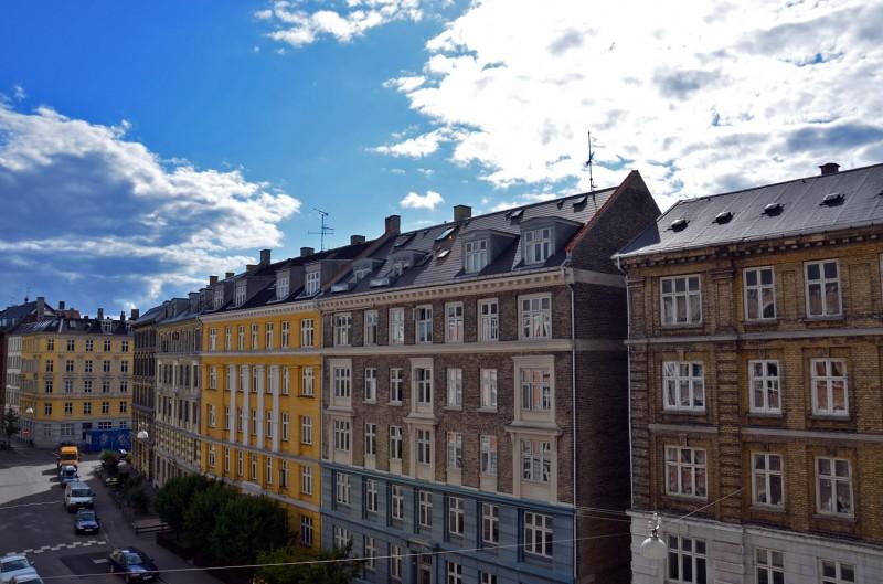 forum neighborhood fredericksberg denmark
