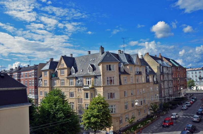 danish homes in fredericksbergc