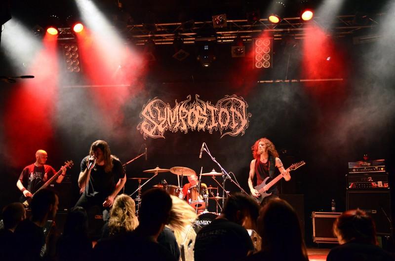 Symposion copenhagen denmark death metal band