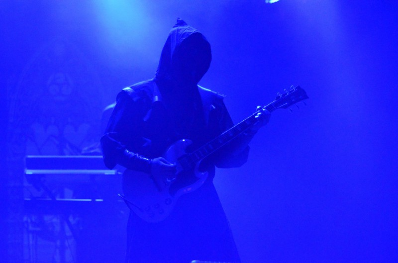 guitar ghost band sweden roskilde