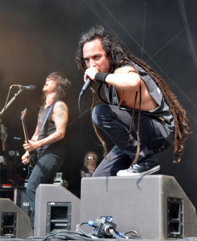 getaway rock festival Gävle sweden