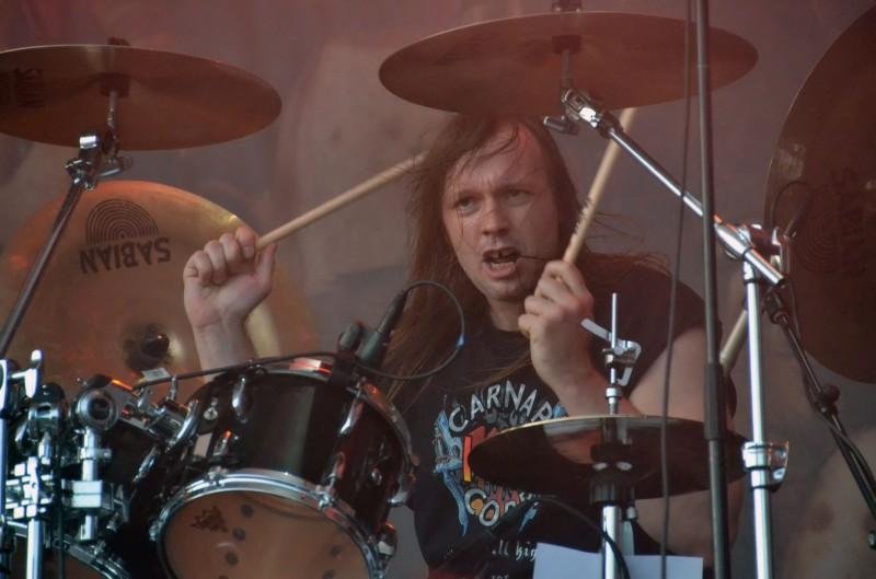 Jürgen Ventor Reil Kreator drummer