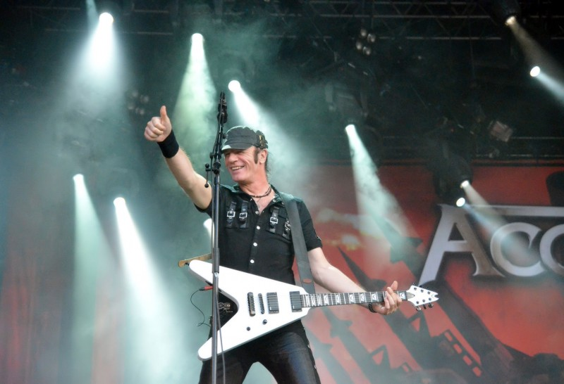 Herman Frank of Accept