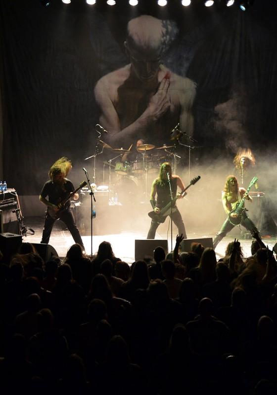 enslaved getaway rock festival 2011