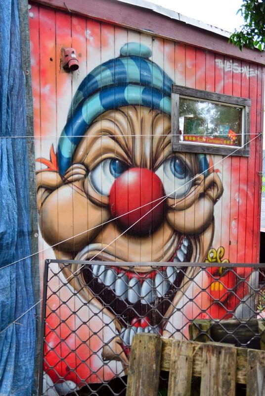 christiania fristaden graffiti