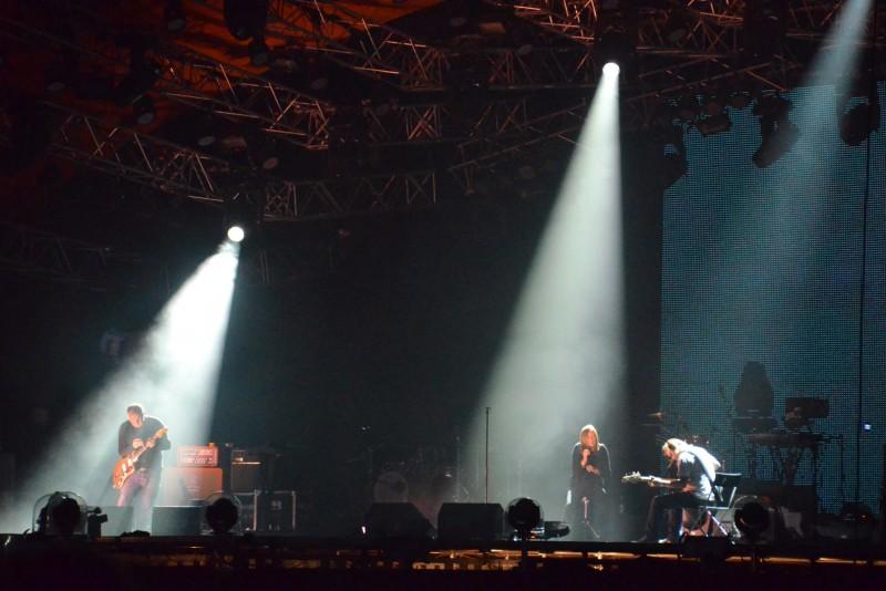 Portishead live concert