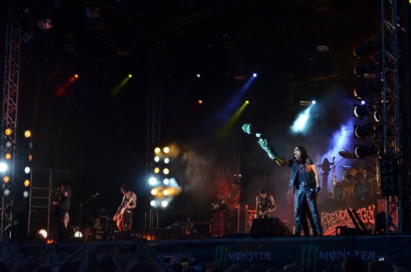 alice cooper live concert