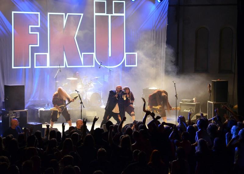 fku freddy krueger's underwear getaway rock festival 2011