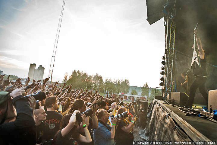 getaway rock festival