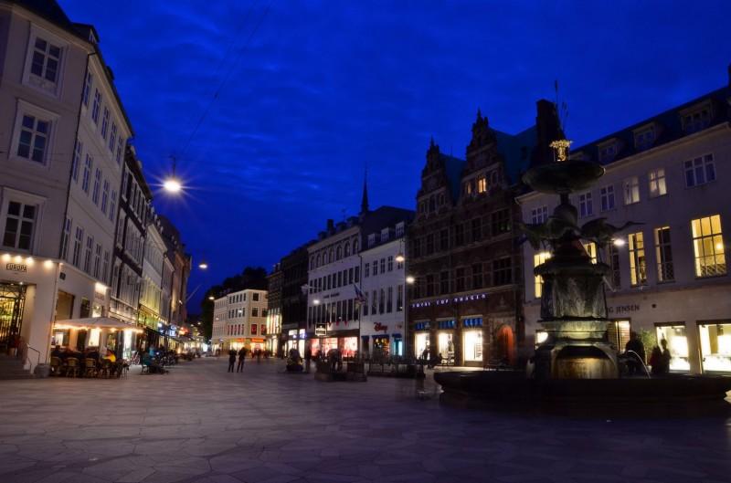 night photography copenhagen