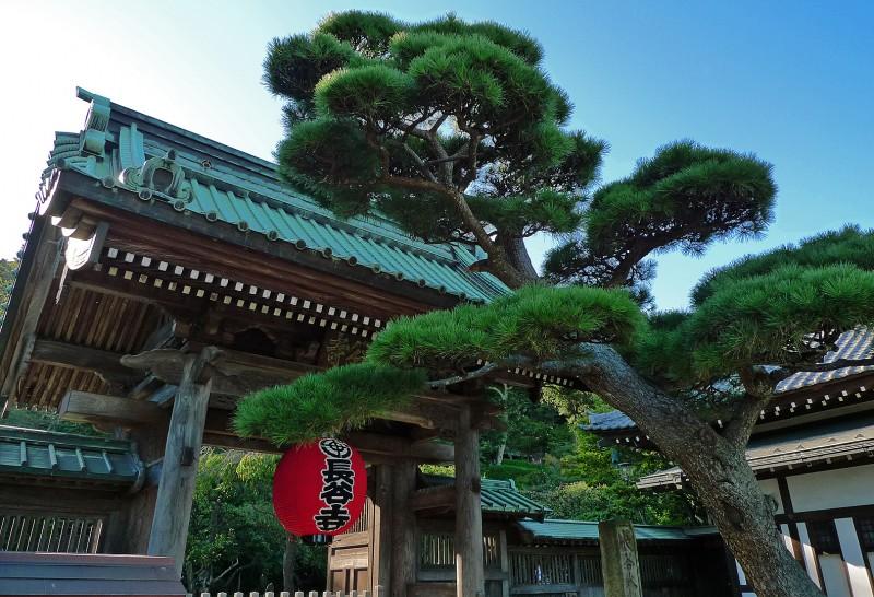 kamakura famous temple