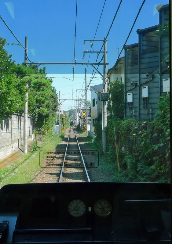 Enoshima Electric Railway Line Enoden  江ノ島 電鉄