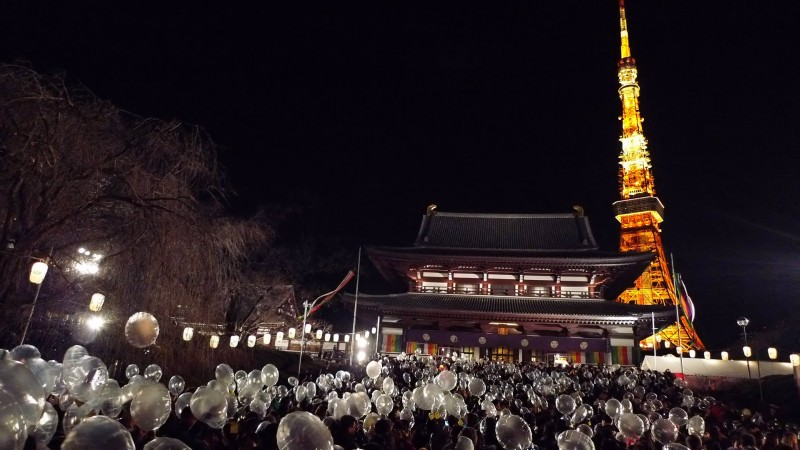 what to do on new year's eve in tokyo japan