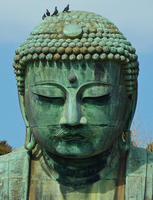 great buddha of kamakura japan