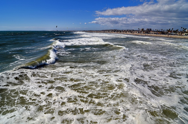 southern california beaches oc orange county newport pier