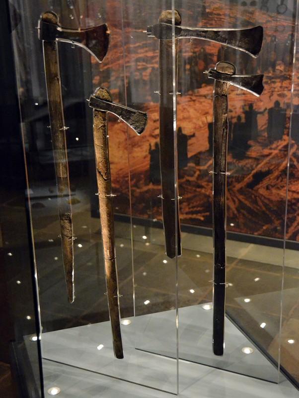 viking ax jutland denmark