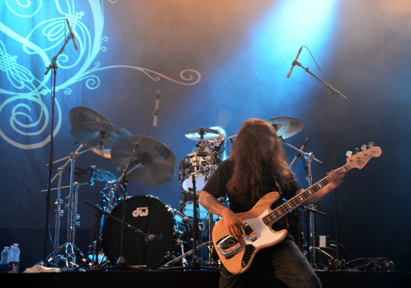 martin mendez opeth sweden gavle getaway rock festival