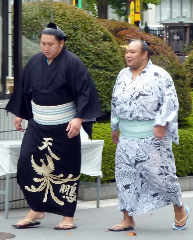oldest sumo wrestler to win a tournament