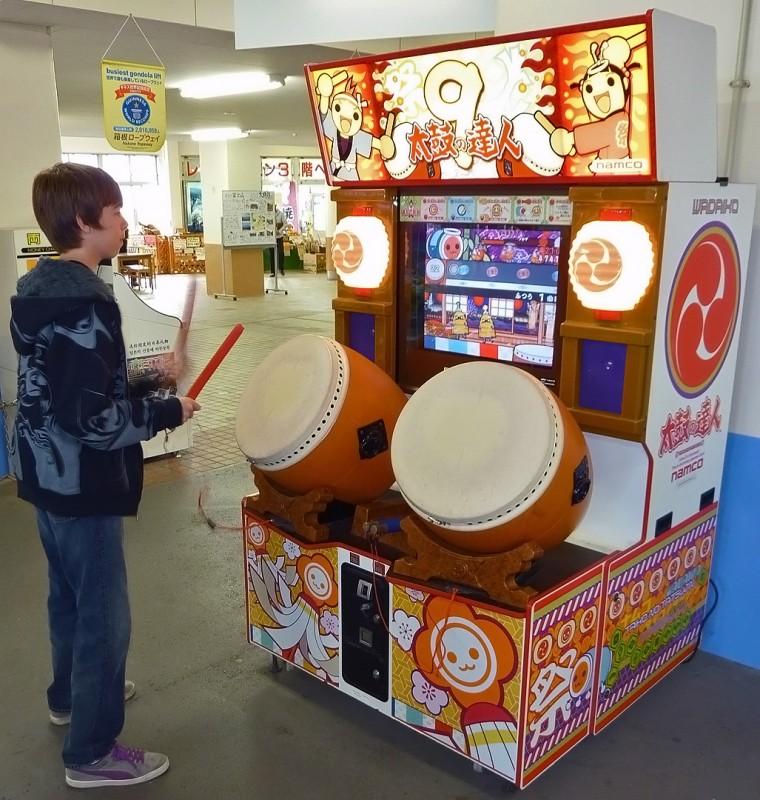 taiko no tatsujin namco drum master