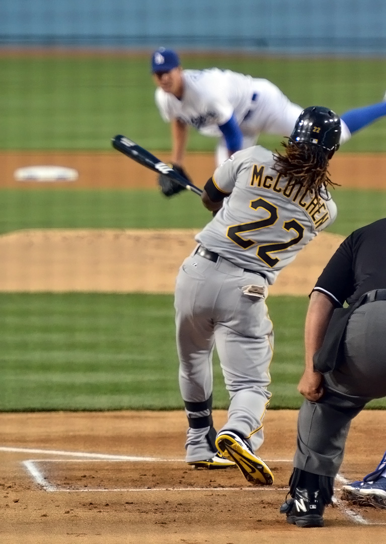 Andrew Mccutchen Swing 2015