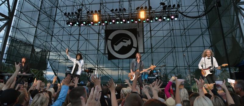 Foreigner live in concert southern oregon