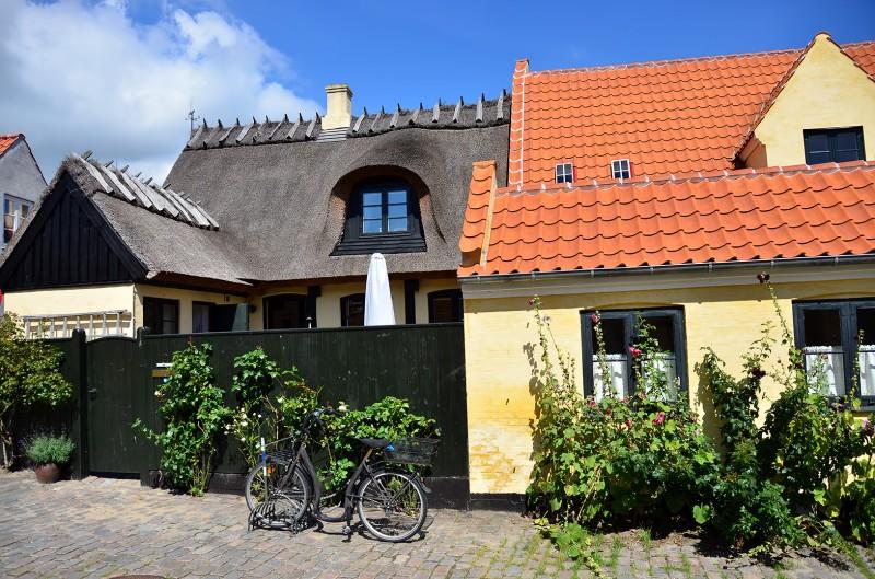 dragor denmark cute town on the water south of copenhagen