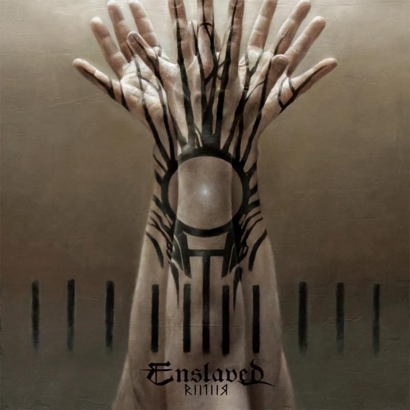 RIITIIR enslaved cd album cover