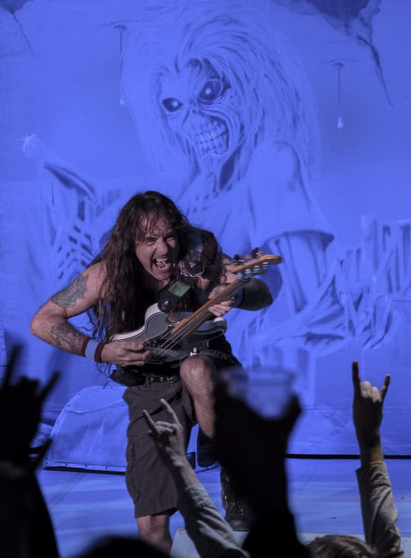 maiden england 2012 us tour world shoreline amphitheatre