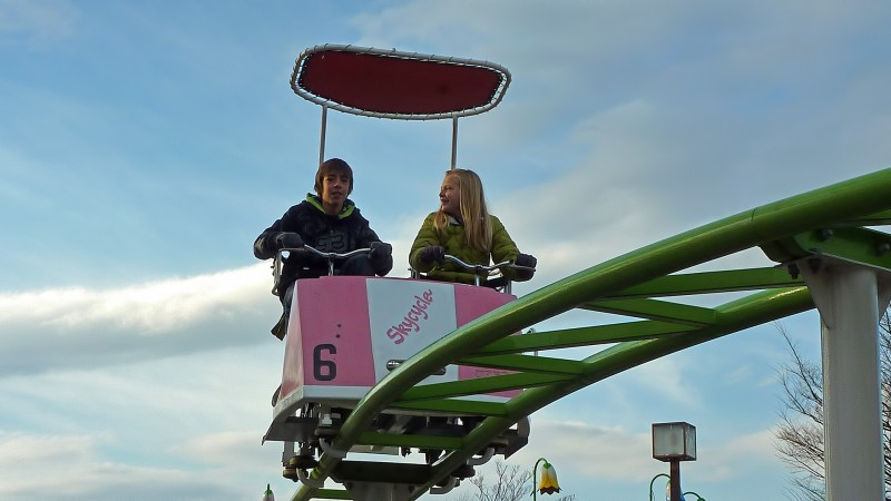 Arakawa Amusement Park あらかわ遊園 tokyo with kids what to do