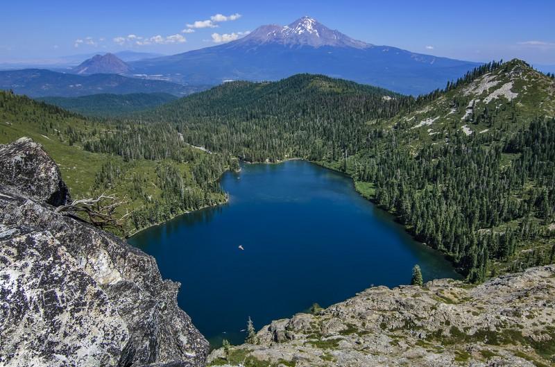 mount shasta black butte castle lake