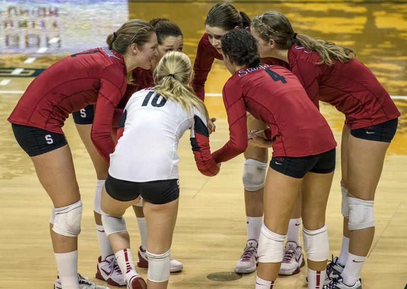 stanford women's volleyball team