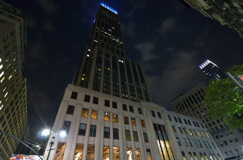 empire state building king kong after dark nikon d7000 tokina 11-16mm ultra wide angle night photography