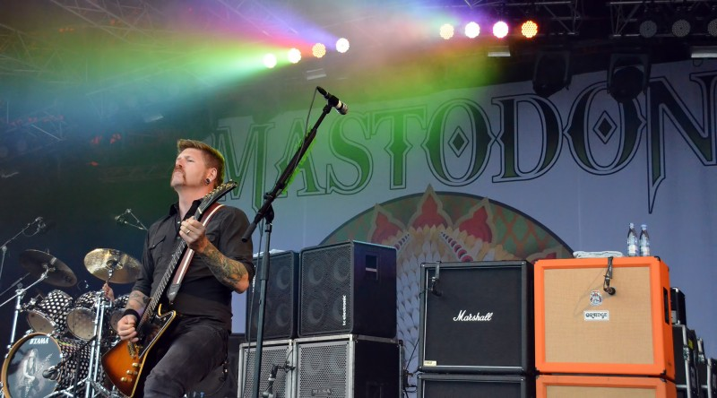 bill kelliher mastodon roskilde festival