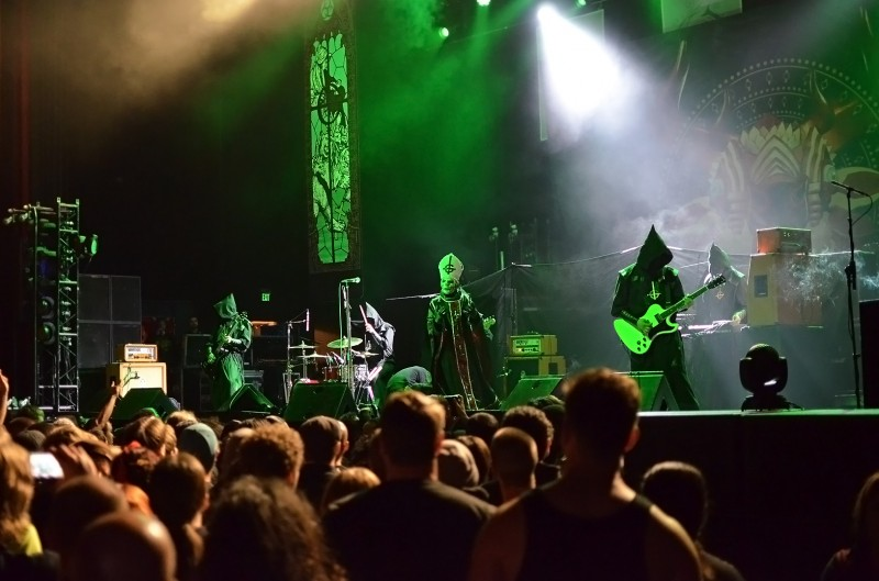 Ghost B.C. at the Fox Theater in Oakland, California