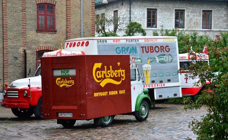 Carlsberg Brewery carlsberg tuborg factory copenhagen denmark beer
