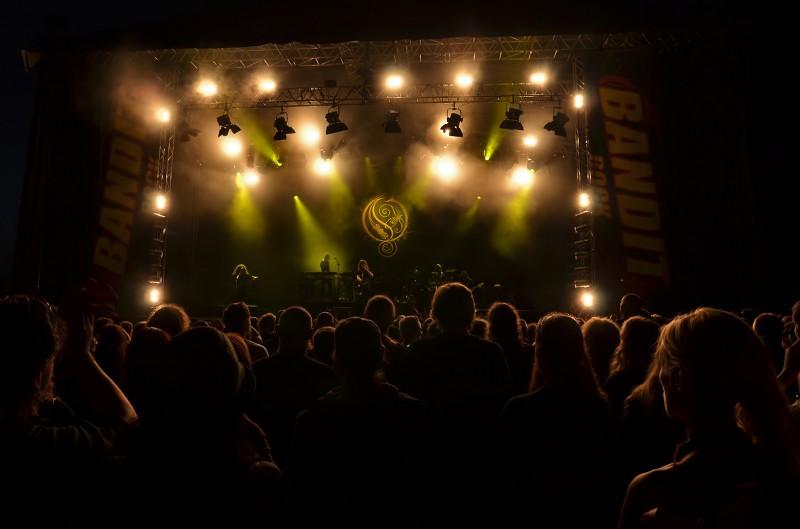 Mikael Åkerfeldt opeth getaway rock festival 2011