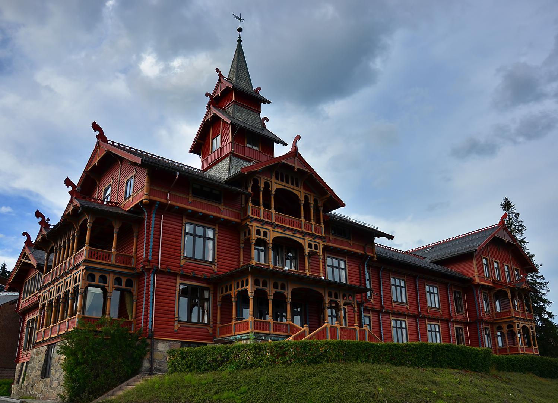 Holmenkollen Park Hotel Oslo Norway Travelanblog