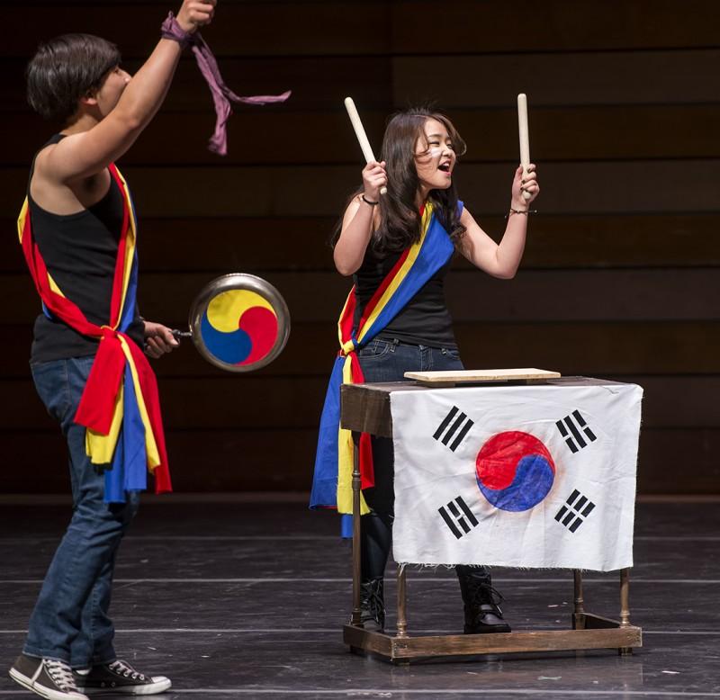south korea people's republic SOU ISA international show 2013